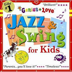 Danny Brooks - Jazz and Swing for Kids